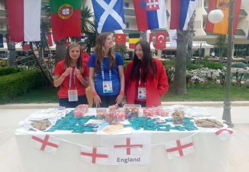 World Schools 2015 England
