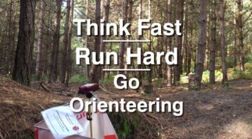Think fast, run hard, go orienteering!
