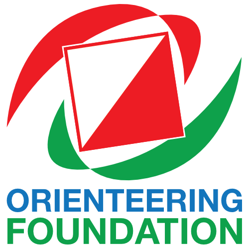 Orienteering Foundation logo